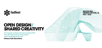 Logo conférence Open Design / Shared Creativity