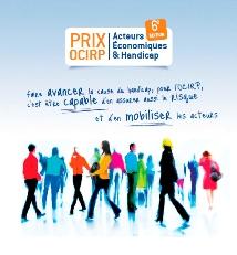 Plaquette du Prix OCIRP 2013