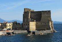 Image of the Castell dell'Ovo, Naples