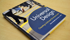 Universal Design: Creating inclusive environments cover
