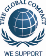 We Support Global Compact